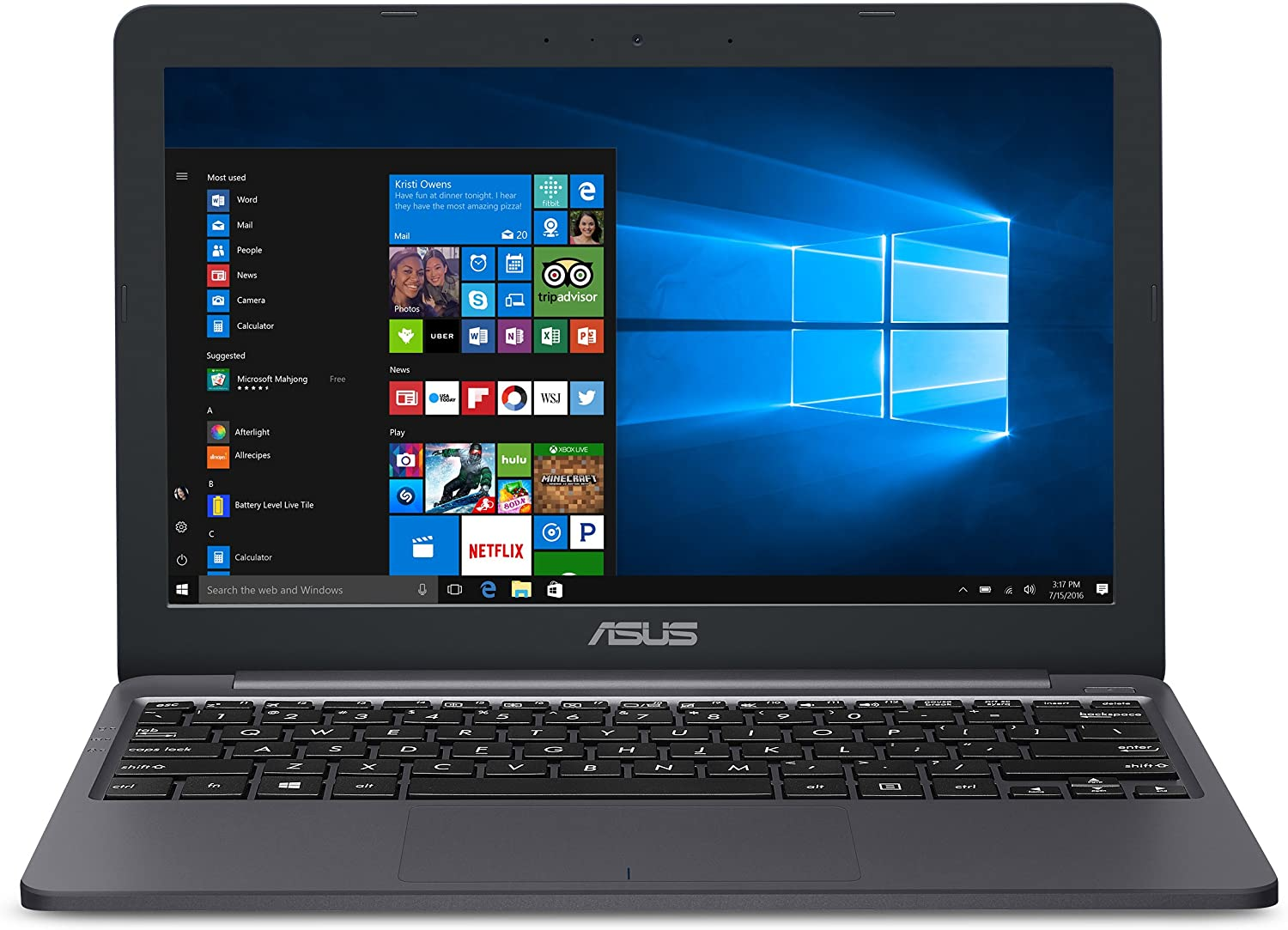Asus VivoBook L203MA-DS04 Laptop Review