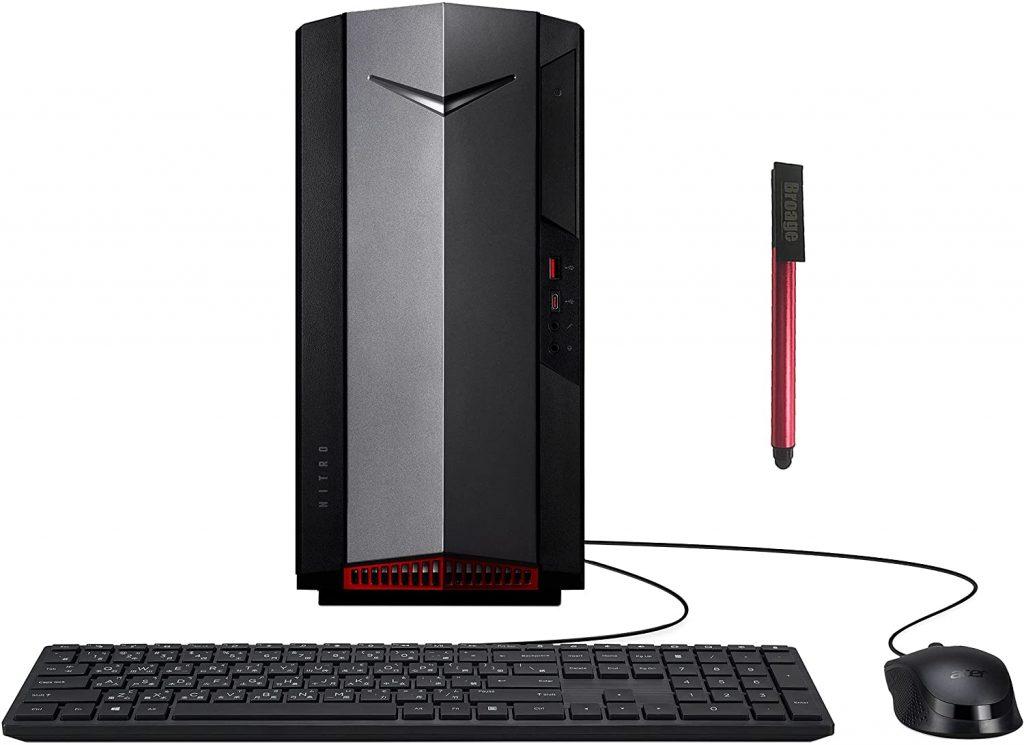 Acer Nitro 50 Gaming Desktop PC