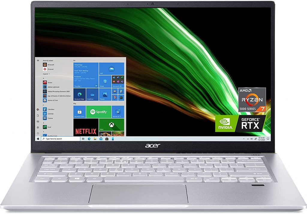 Acer Swift X Review