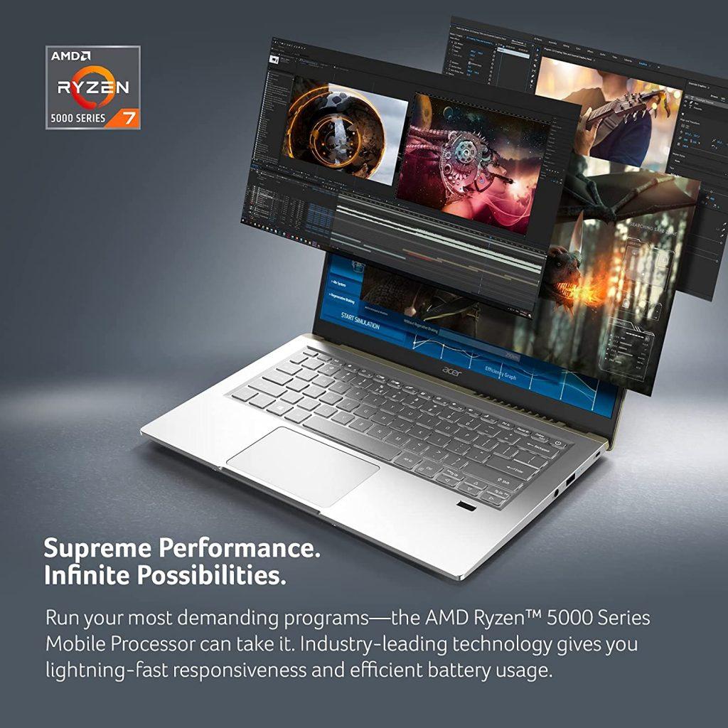 Acer Swift X design