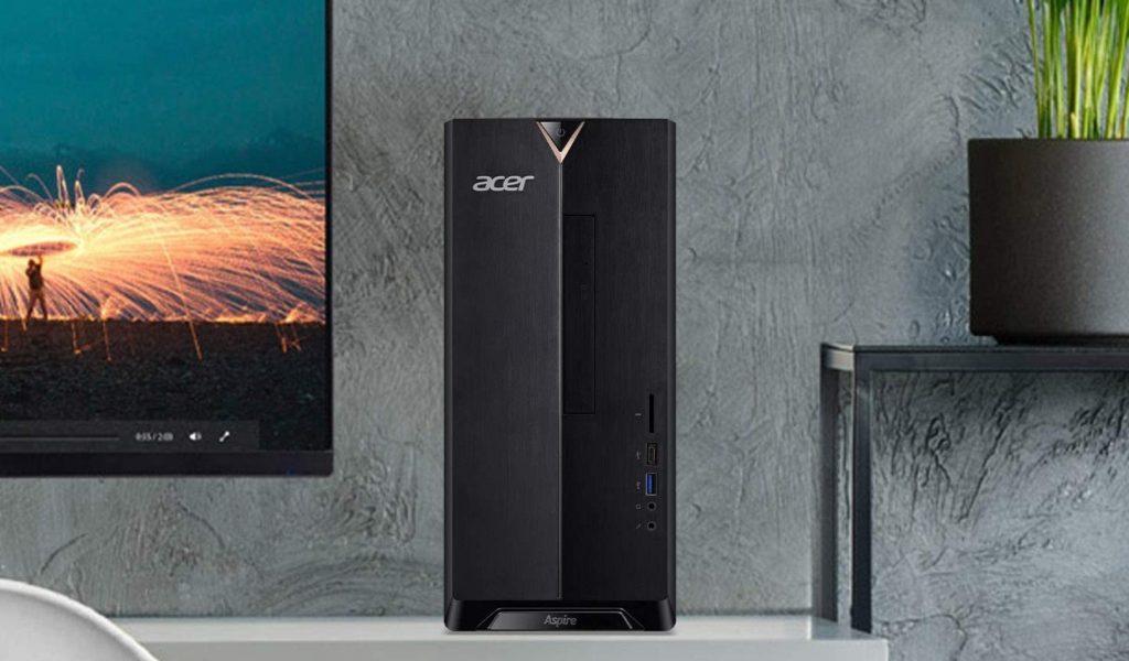 Acer Desktop on a table