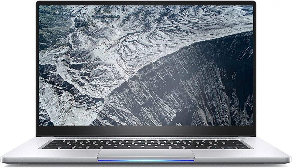 """Eluktronics Xe-15 15.6"""" Touchscreen Ultrabook Laptop Display and keyboard"""